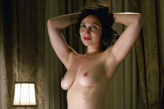 Chava Voor in 't Holt Nude